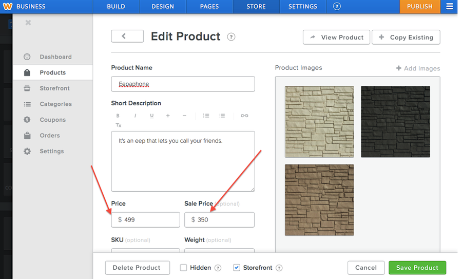 Edit-product-page-in-Weebly-store-dashboard