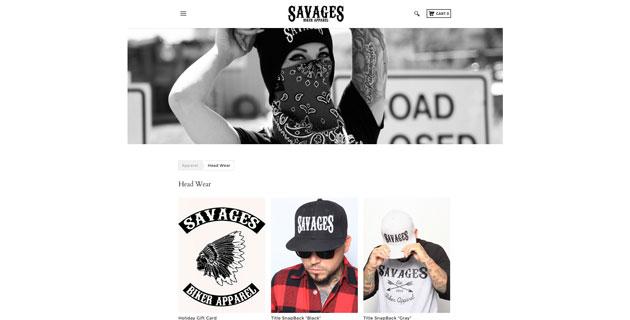 Savages-Bike-Apparel-store