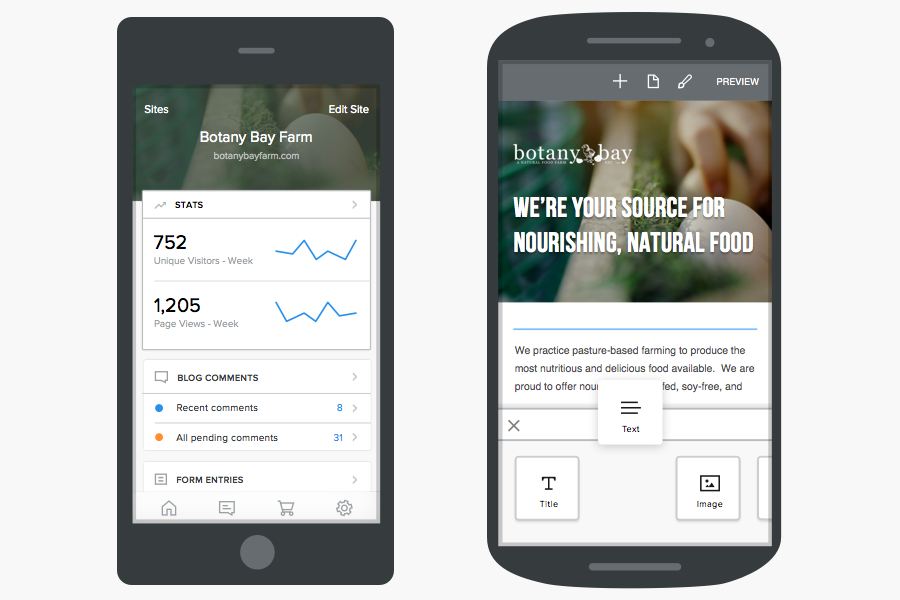 Weebly-Mobile-Apps-View-on-Phones