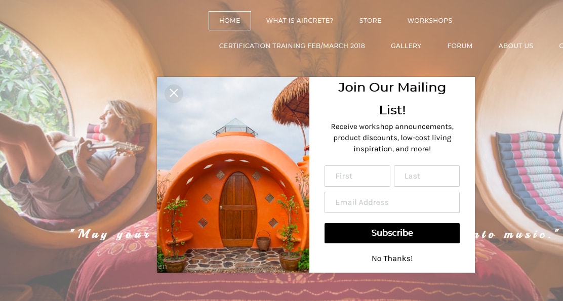 Email-signup-box