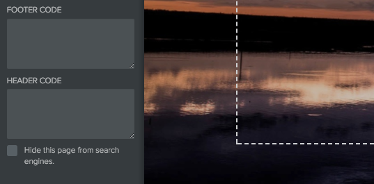 Footer-and-header-in-editor