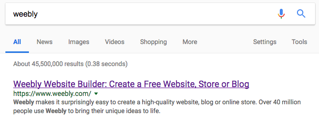 4 Weebly SEO Features You Should Be Using Right Now