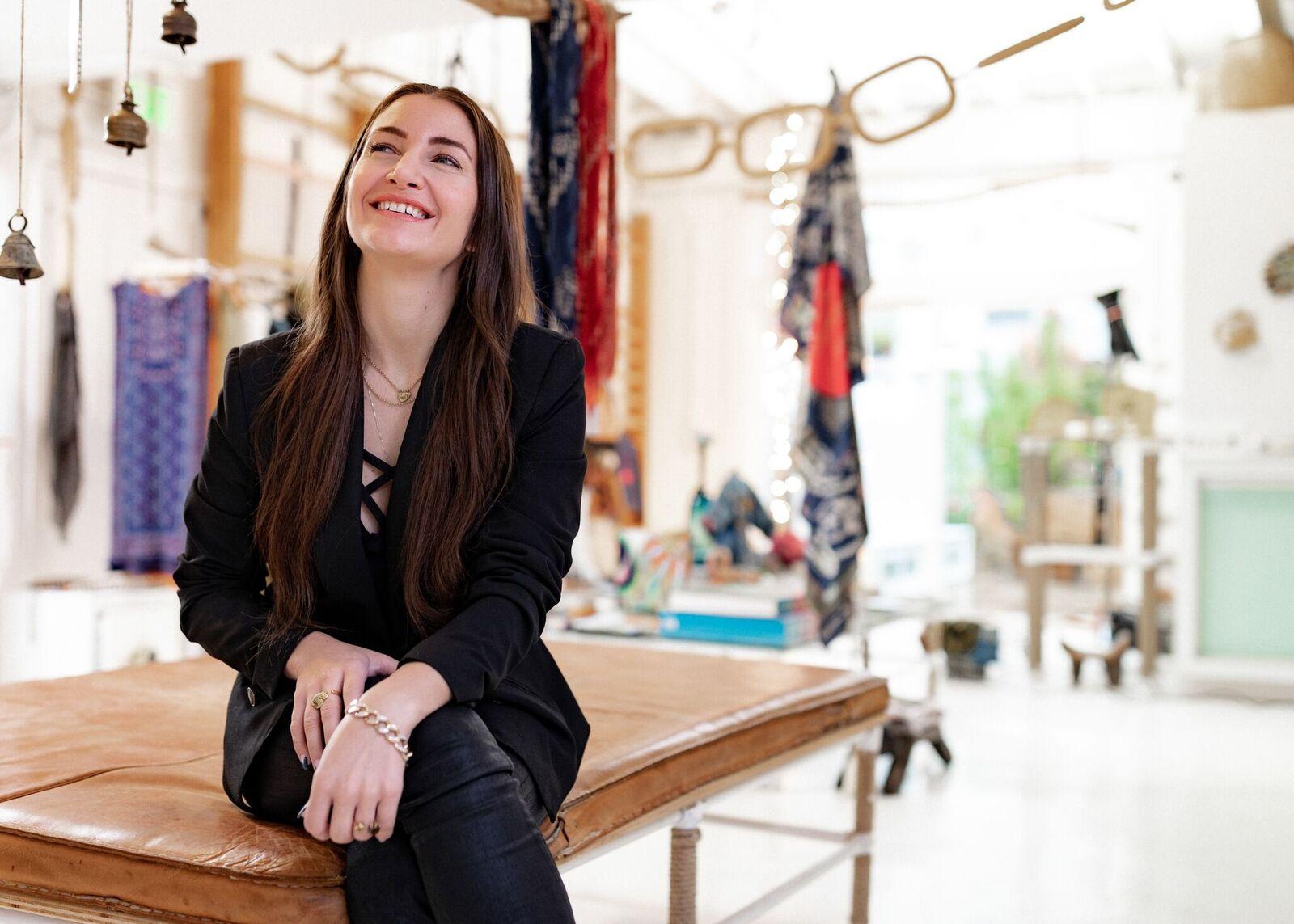 Website of the Month: Blair Lauren Brown